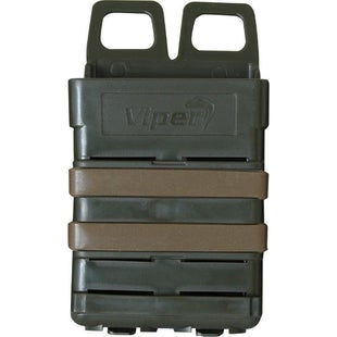 Viper Quick Release Case Mag Pouch - Green/Grey