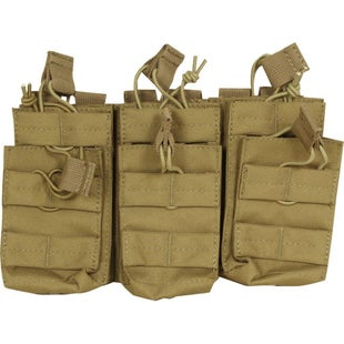 Viper Treble Duo Mag Pouch - Coyote