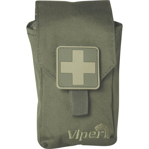Viper Tactical First Aid Kit - Green