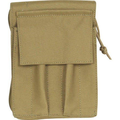 Viper A6 Notebook Organiser Pouch - Coyote