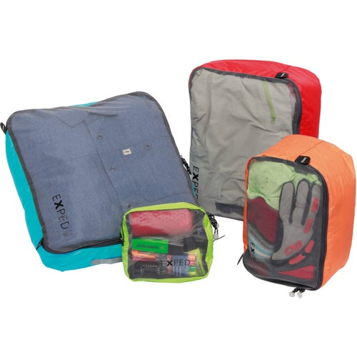 Exped Mesh Ultralight 4 Pack Organiser - Multicoloured