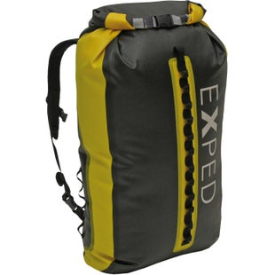 Exped Work And Rescue 50L Backpack - Black Yellow