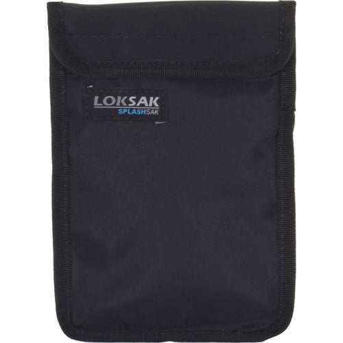 Loksak Passport Splashsak Drybag - Black