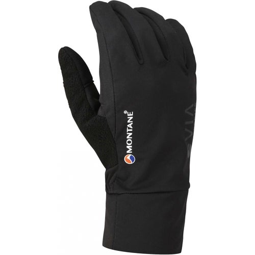 Montane Via Trail Gloves - Black