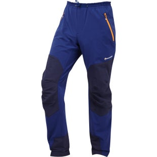 Montane Alpine Stretch Reg Length Pants - Antarctic Blue
