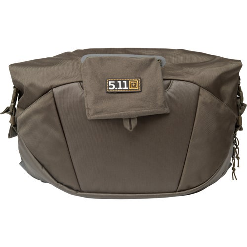5.11 Tactical Covert Box Messenger Bag - Tundra