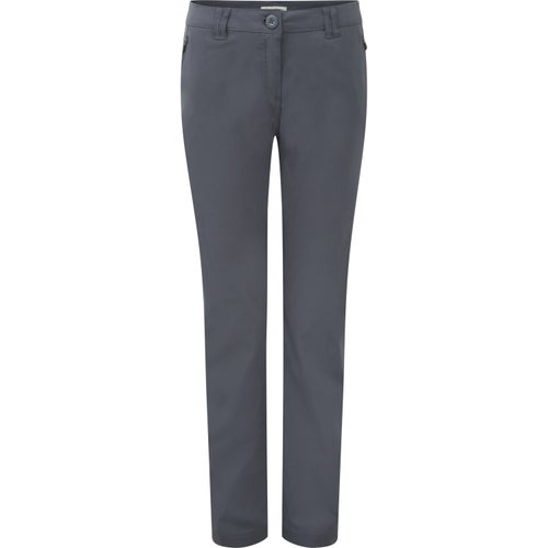 Craghoppers Kiwi Pro Stretch Reg Leg Womens Pants - Graphite