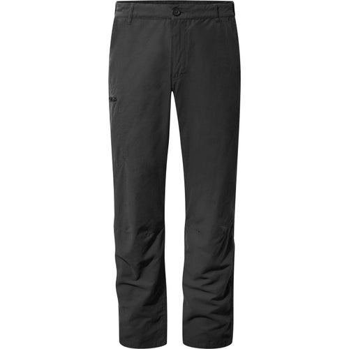 Craghoppers Kiwi Trek Reg Leg Pants - Black Pepper