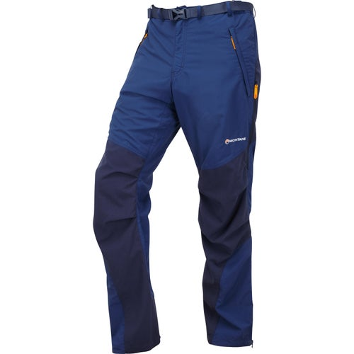 Montane Terra Reg Length Pants - Baltic Blue