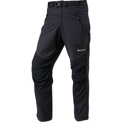 Montane Terra Short Length Pants - Black