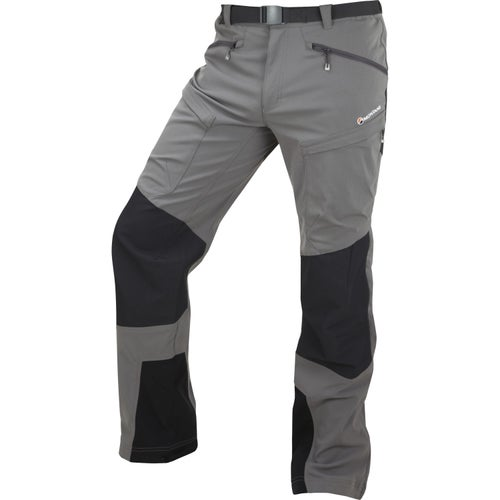 Montane Super Terra Long Length Pants - Mercury