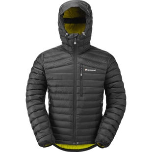 Montane Featherlite Down Jacket - Black Kiwi