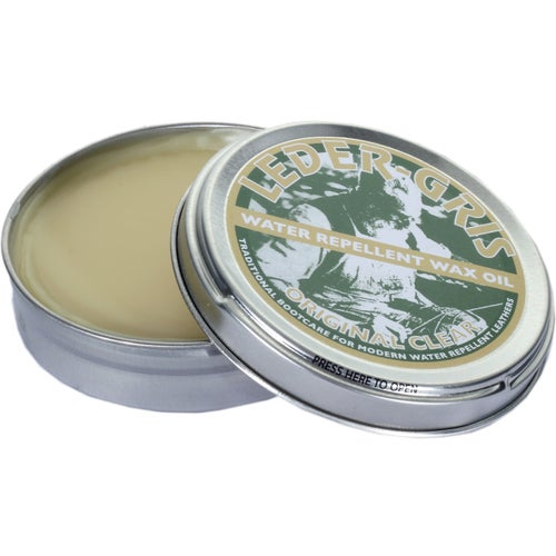 Altberg Leder Gris Original Wax Oil 40g Proofing - Neutral