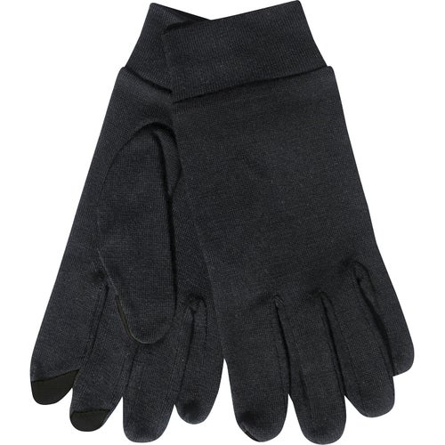 Extremities Merino Touch Liner Gloves - Black