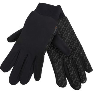 Extremities Sticky Power Liner Gloves - Black Black