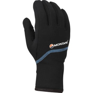 Montane Powerstretch Pro Grippy Womens Gloves - Black