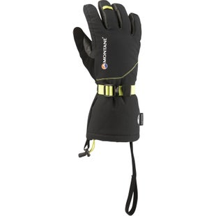 Montane Alpine Stretch Gloves - Black