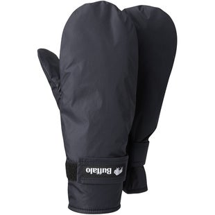 Buffalo Classic Outdoor Mitts - Black