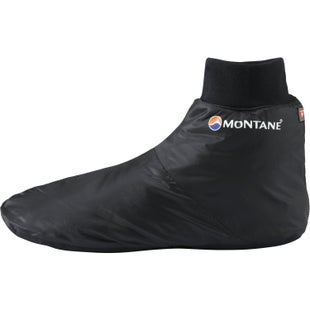 Montane Fireball Footie Slippers - Black