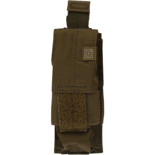 5.11 Tactical Single 40MM Grenade Mag Pouch - Tac OD