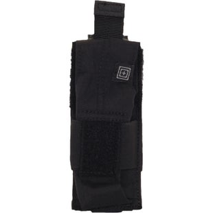 5.11 Tactical Single 40MM Grenade Mag Pouch - Black