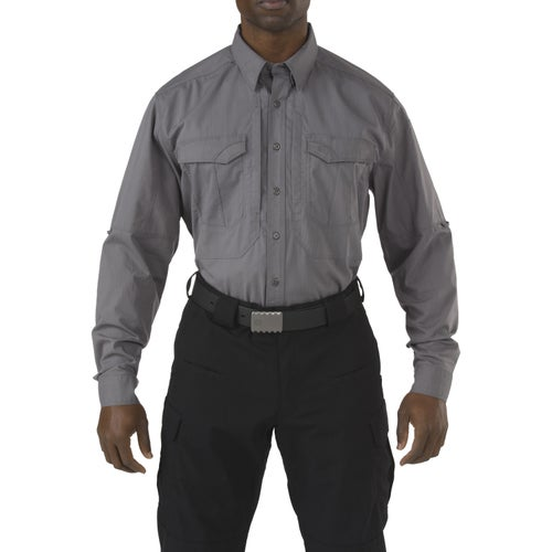 5.11 Tactical Stryke Long Sleeve Shirt - Storm