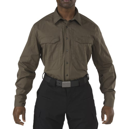 5.11 Tactical Stryke Long Sleeve Shirt - Tundra