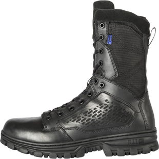 5.11 Tactical Evo 8 Waterproof Side Zip Boots - Black