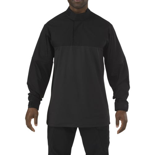 5.11 Tactical Stryke TDU Rapid Long Sleeve Shirt - Black