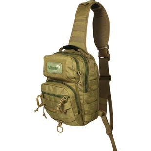 Viper Shoulder Pack Bag - Coyote