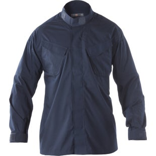 5.11 Tactical Stryke TDU Long Sleeve Shirt - Dark Navy
