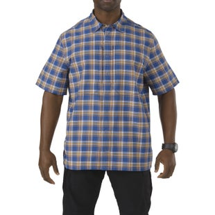 5.11 Tactical Covert Performance Short Sleeved Shirt - Goldrush