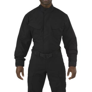 5.11 Tactical Stryke TDU Long Sleeve Shirt - Black