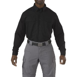 5.11 Tactical Stryke Long Sleeve Shirt - Dark Navy