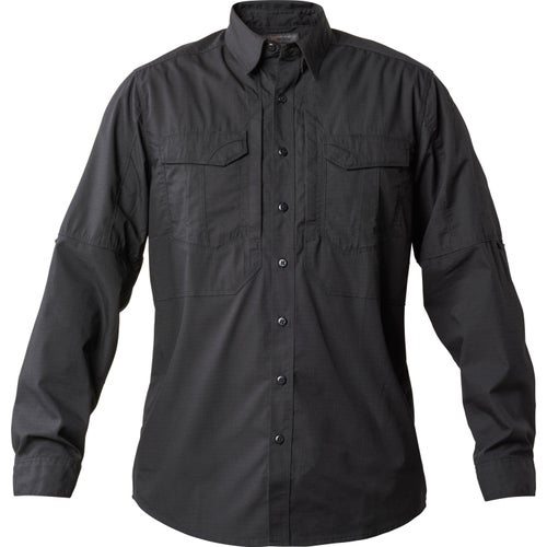 5.11 Tactical Stryke Long Sleeve Shirt - Black