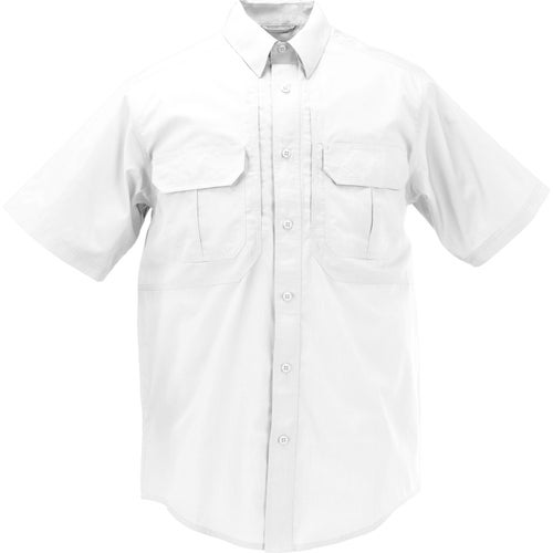 5.11 Tactical Taclite Pro Short Sleeved Shirt - White
