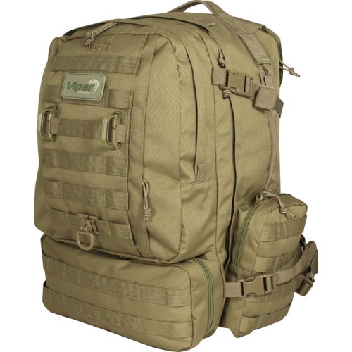 Viper Mission Backpack - Coyote