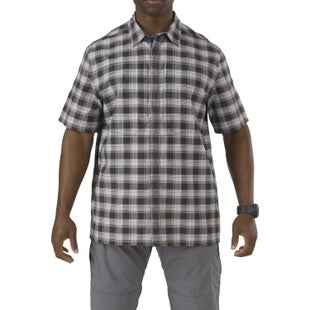 5.11 Tactical Covert Performance Short Sleeved Shirt - Volcanic