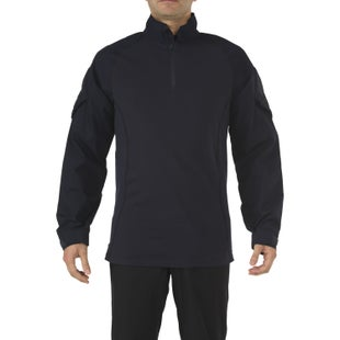 5.11 Tactical Rapid Assault Long Sleeve Shirt - Dark Navy