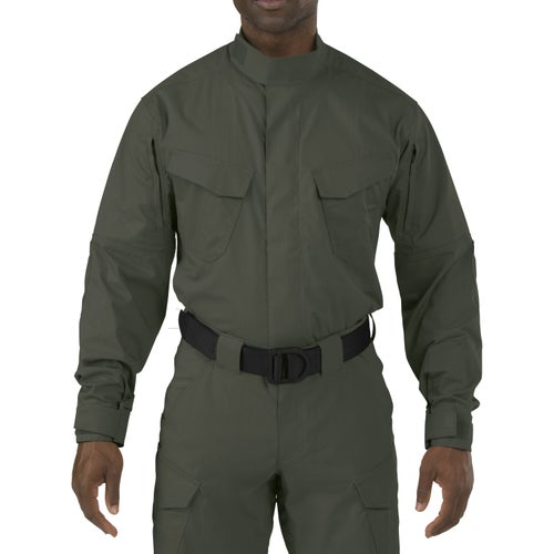 5.11 Tactical Stryke TDU Long Sleeve Shirt - TDU Green