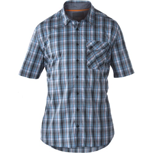 5.11 Tactical Covert Flex Single Chest Pocket Short Sleeved Shirt - Tar Heal