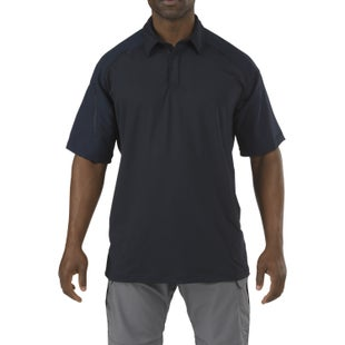5.11 Tactical Rapid Performance Polo Shirt - Dark Navy