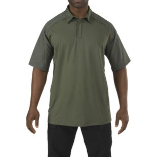 5.11 Tactical Rapid Performance Polo Shirt - TDU Green