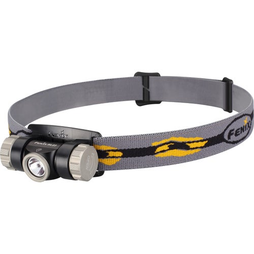 Fenix HL23 Head Torch - Black Grey