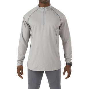 5.11 Tactical Sub Z Quarter Zip Base Layer - Steam