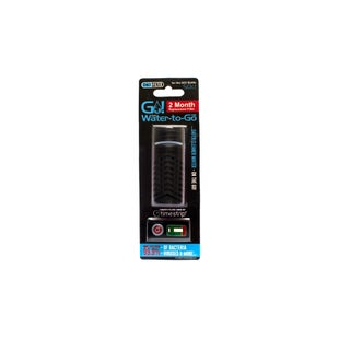 Water To Go 3 in 1 Filter Purifier - Black
