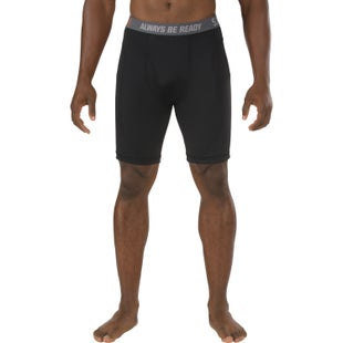 5.11 Tactical Performance 9 Inch Boxer Shorts - Black