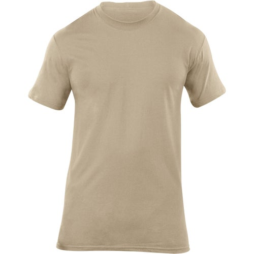 5.11 Tactical Utili-T Crew 3 pack Short Sleeve T-Shirt - Acu Tan