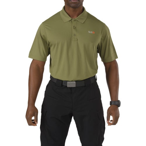 5.11 Tactical Pinnacle Polo Shirt - Fatigue