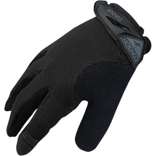 Condor Outdoor Shooter Gloves - Black